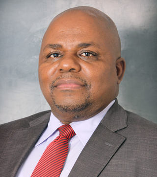 Executive Mayor Mxolisi Koyo